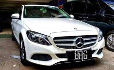 Mercedes-Benz C-Class 2016 DKI Jakarta dijual dengan harga termurah