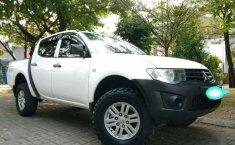 Mobil Mitsubishi Triton 2012 GLX 4x4 dijual, Banten