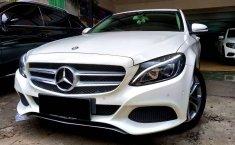 Jual mobil Mercedes-Benz C-Class C200 2016 murah di DKI Jakarta