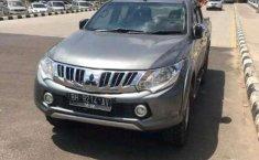 Jual cepat Mitsubishi Triton EXCEED 2015 di Jambi
