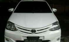 Toyota Etios 2013 Sumatra Utara dijual dengan harga termurah