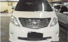 Toyota Alphard 2011 DKI Jakarta dijual dengan harga termurah