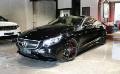 Jual cepat Mercedes-Benz S-Class AMG S 63 2015 di DKI Jakarta