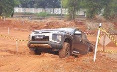 Test Drive Mitsubishi Triton 2019: Menaklukan Trek Off-Road Ditemani Sang Legenda Reli Dakar