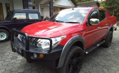 Jual Mitsubishi Triton EXCEED 4x4 Matic Diesel 2016 bekas, DI Yogyakarta