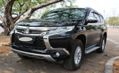 Jual mobil Mitsubishi Pajero Sport Exceed 2016 bekas di DKI Jakarta