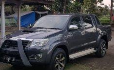 Jual mobil Toyota Hilux G 2012 bekas, DI Yogyakarta
