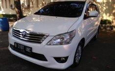 Jual mobil Toyota Kijang Innova 2.5 G 2012 bekas, DI Yogyakarta