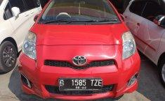 Jual mobil Toyota Yaris E 2012 harga terjangkau di Jawa Barat