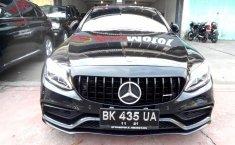 Jual mobil Mercedes-Benz C-Class C200 2016 bekas di Sumatra Utara