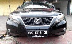 Jual Lexus RX 270 2011 harga murah di Sumatra Utara