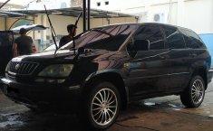 Jual mobil bekas Toyota harrier 300G 2002 dengan harga murah di DKI Jakarta