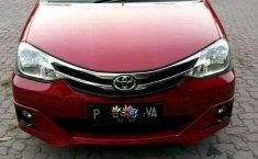 Mobil Toyota Etios 2015 dijual, Jawa Timur