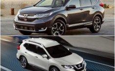 Komparasi Nissan X-Trail VL 2019 Atau Honda CR-V Prestige 2019? Medium SUV 7 Penumpang Berlimpah Fitur
