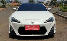 Jual cepat Toyota 86 V TRD 2012 di DKI Jakarta