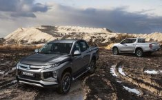 Mengenal Fitur Super Select 4WD-II & Easy Select 4WD, Yang Membuat Mitsubishi Triton 2019 Jago Off-Road
