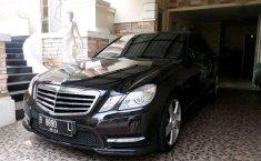 Jual cepat Mercedes-Benz E-Class E250 2013 di DKI Jakarta