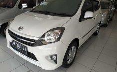 Jual cepat Toyota Agya G 2014 di DIY Yogyakarta