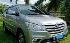 Jual mobil bekas murah Toyota Kijang Innova 2.0 G 2014 di Aceh