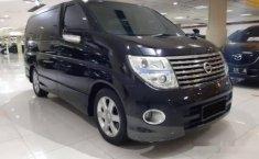 Jual Nissan Elgrand 2.5 Automatic 2007 harga murah di DKI Jakarta