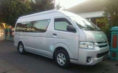 DIY Yogyakarta, Toyota Hiace High Grade Commuter 2018 kondisi terawat