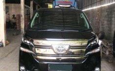 Jual mobil Toyota Vellfire G 2015 bekas, Jawa Timur