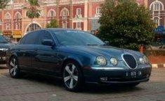 Jaguar S Type 2001 Banten dijual dengan harga termurah