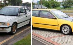 Komparasi Mobil Klasik: Pilih Honda Civic Nouva atau Honda Civic Estilo?
