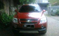 Chevrolet Captiva 2011 Sumatra Utara dijual dengan harga termurah
