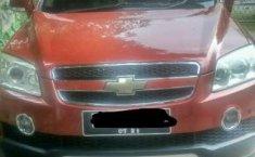 Sumatra Utara, jual mobil Chevrolet Captiva 2.0 Diesel NA 2011 dengan harga terjangkau