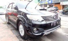 Dijual mobil bekas Toyota Fortuner G TRD Sportivo 2012, Sumatra Utara