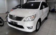 Jual Toyota Kijang Innova 2.5 G 2011 murah di Sumatra Utara