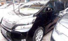 Jual mobil Toyota Vellfire Z 2012 harga terjangkau di Sumatera Utara