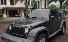 Jual mobil Jeep Wrangler Rubicon 2011 murah di DIY Yogyakarta