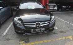 Jual mobil Mercedes-Benz C-Class C200 2014 bekas, Banten