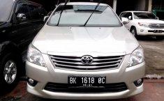 Jual mobil Toyota Kijang Innova 2.5 G 2011 terbaik, Sumatra Utara