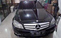 Jual Mercedes-Benz C-Class C200 2010 bekas, Sumatra Utara