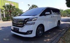 Dijual mobil bekas Toyota Vellfire G 2017, Jawa Barat