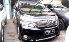 Jual mobil Toyota Vellfire Z 2012 bekas di Sumatra Utara