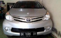 Mobil Toyota Avanza G Airbag 2013 dijual, Sumatra Utara