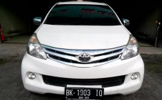 Jual mobil Toyota Avanza G 2013 bekas di Sumatra Utara