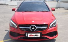 Jual mobil Mercedes Benz CLA 200 Sport AMG 2017 terbaik, DKI Jakarta