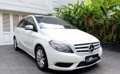 Jual ccepat Mercedes- Benz B200 2013 mobil bekas, DKI Jakarta