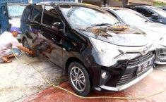 Mobil Toyota Calya E 2016 terawat di Sumatra Utara