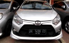 Jual Toyota Agya 1.2L TRD Sportivo 2017 murah di Sumatra Utara
