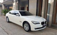 Jual mobil bekas murah BMW 7 Series 740Li 2011 di DKI Jakarta
