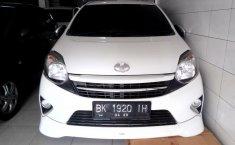 Mobil Toyota Agya TRD Sportivo 2015 terawat di Sumatra Utara