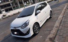 Jual mobil bekas murah Toyota Agya TRD Sportivo 2018 di DKI Jakarta