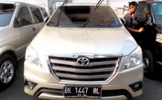 Mobil Toyota Kijang Innova 2.0 G 2014 terawat di Sumatra Utara