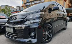 Mobil Toyota Vellfire 2014 V terbaik di Pulau Riau